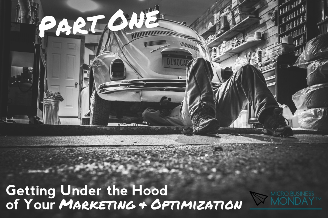 how to optimize your social media marketing part one